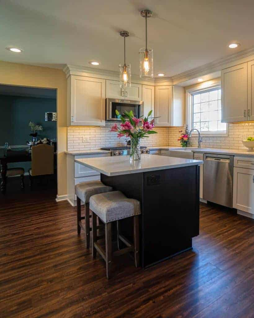 Collegeville PA kitchen remodel