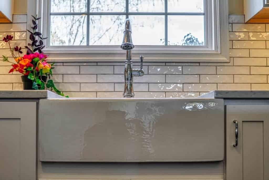 Kitchen Remodel Montgomery County PA farmhouse sink