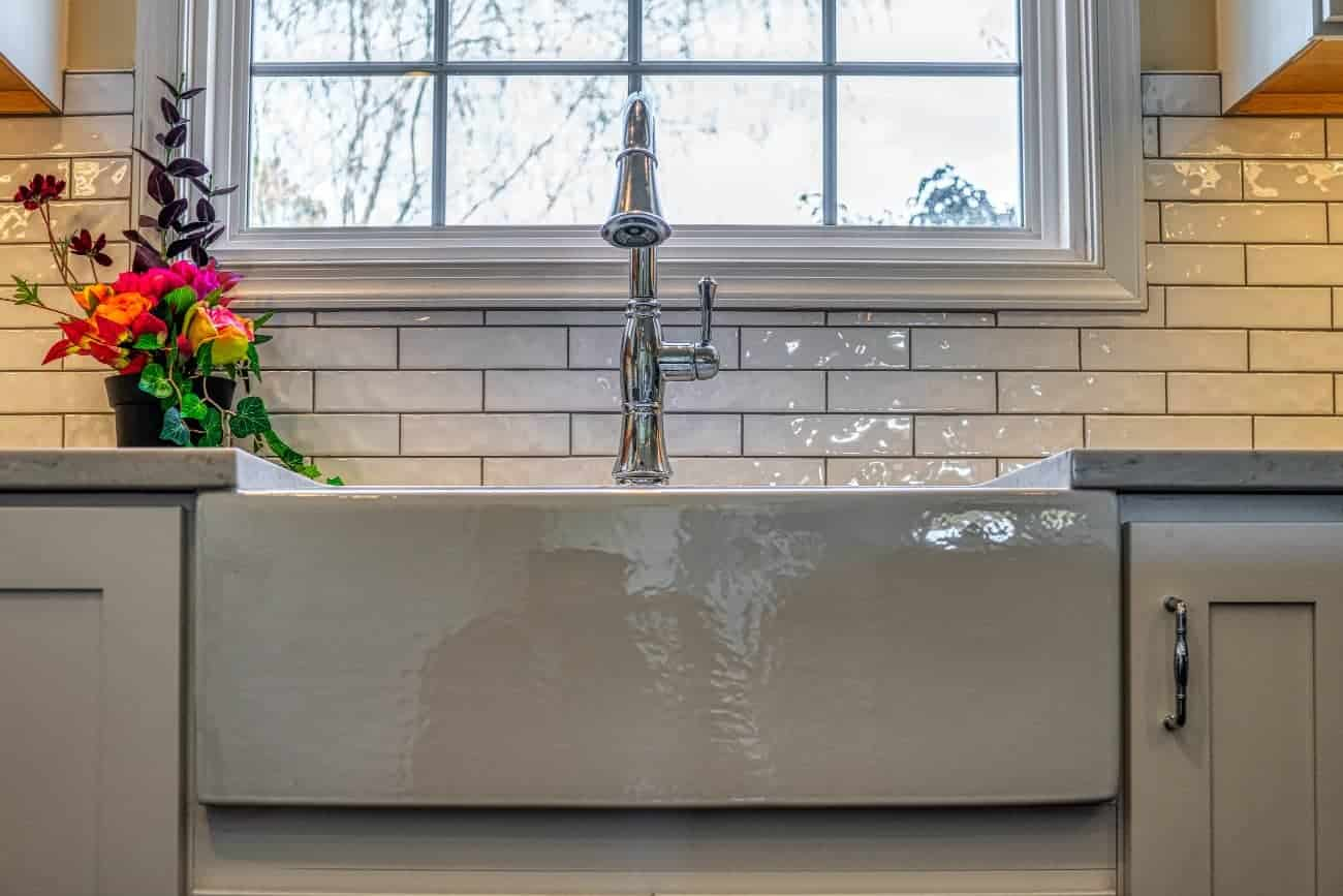 Kitchen Remodel Montgomery County PA farmhouse sink