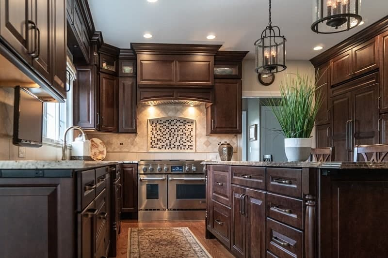 Richboro Pa Kitchen Remodel Ryann Reed Design Build
