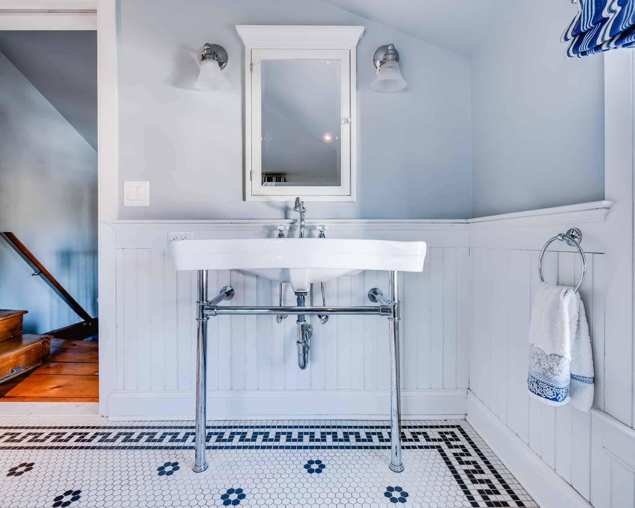 bathroom remodel in new hope pa