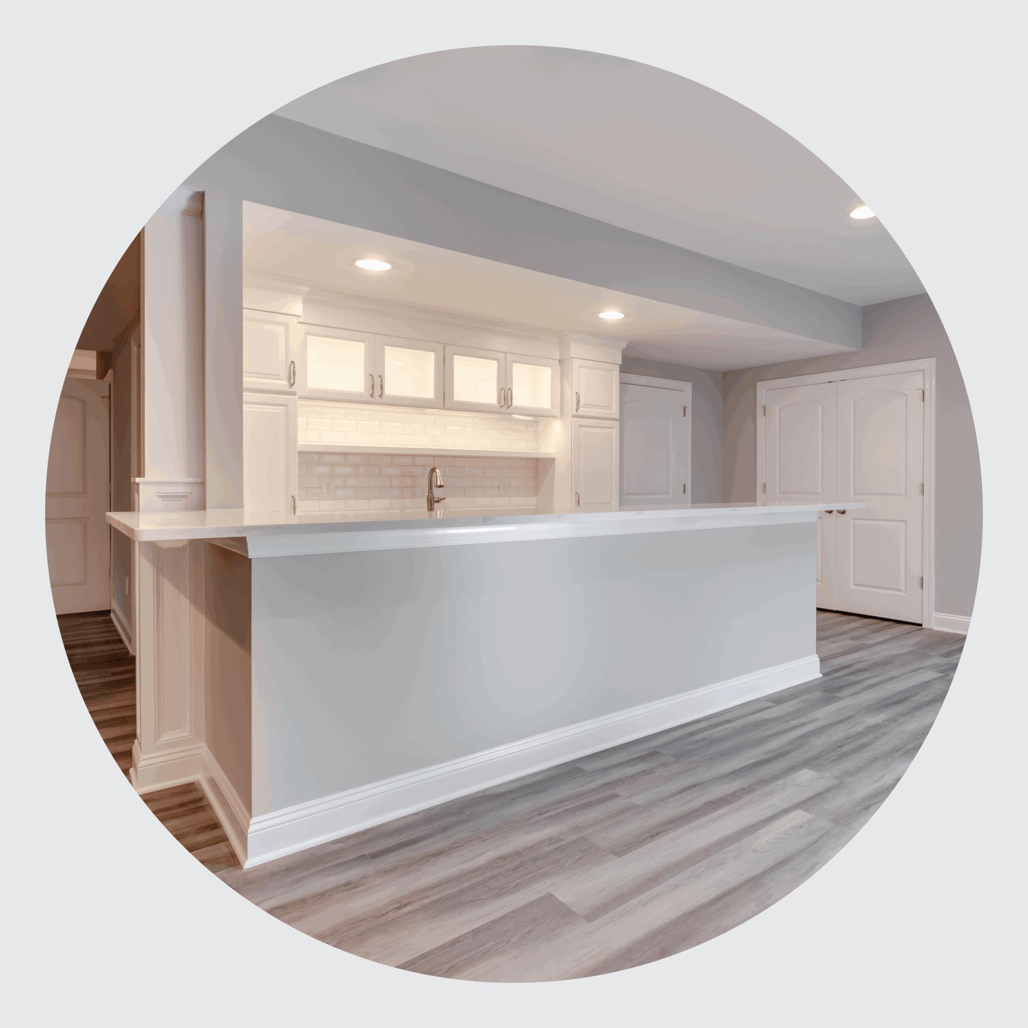 basement remodel in langhorne pa