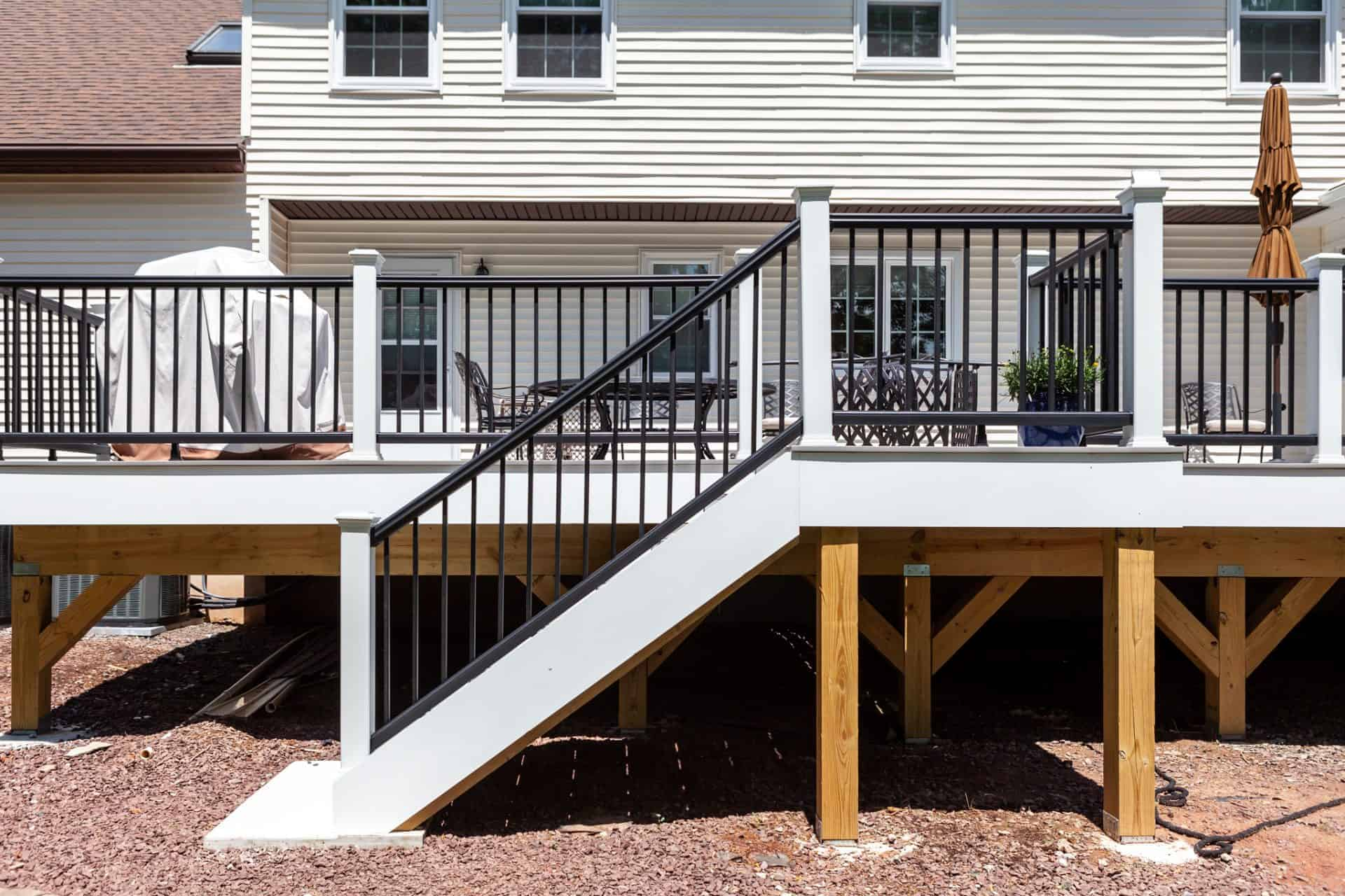 deck builder in Montgomery County PA